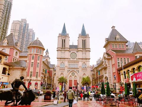 世界城-光谷步行街旅游景点图片