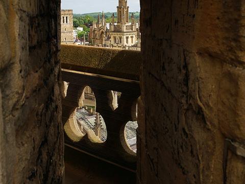 牛津中央图书馆旅游景点图片