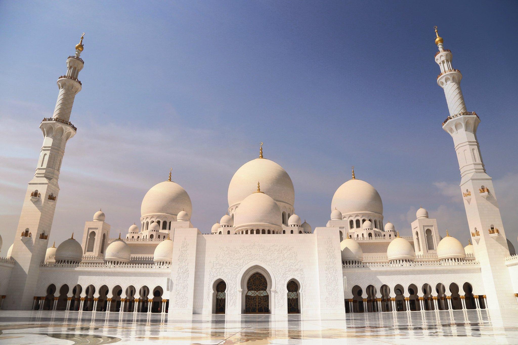 【颠覆我对你最初的印象,原来你还有着不为人知的一面】迪拜、阿布扎比5天亲子自驾