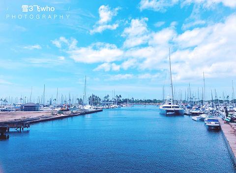 欧胡岛旅游景点图片