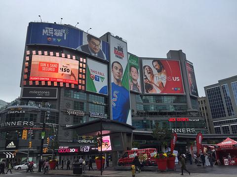 央–登打士广场旅游景点图片
