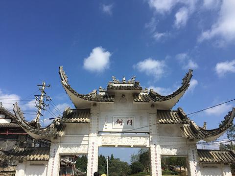 慕俄格古城旅游景点图片