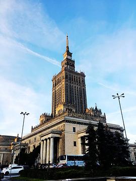 华沙旅游景点图片