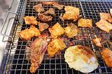 马路牙子地桌烤肉(工体店)