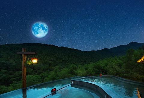 天目湖御水温泉旅游景点攻略图