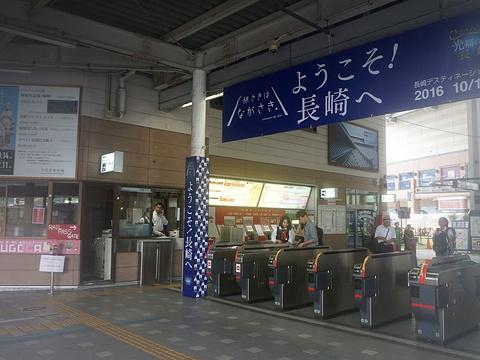 长崎港旅游景点图片