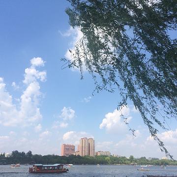 大明湖景区旅游景点攻略图
