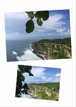 乌鲁瓦图断崖旅游景点攻略图