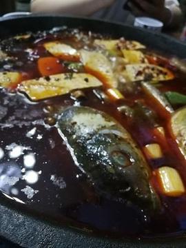 熊婆石锅鱼旅游景点攻略图
