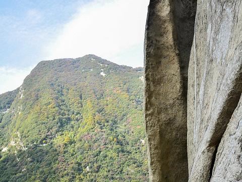百尺峡旅游景点图片