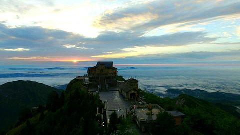 衡山风景名胜区旅游景点攻略图