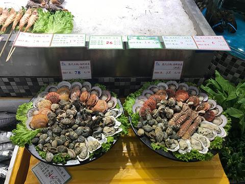 闽江路-云霄路美食街区
