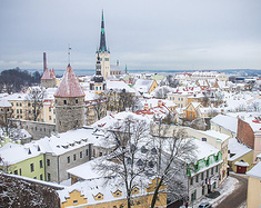 爱沙尼亚|塔林·来自中世纪的童话