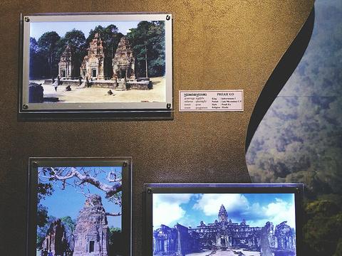 吴哥全景博物馆旅游景点图片