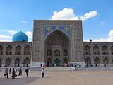 撒马尔罕旅游景点攻略图片