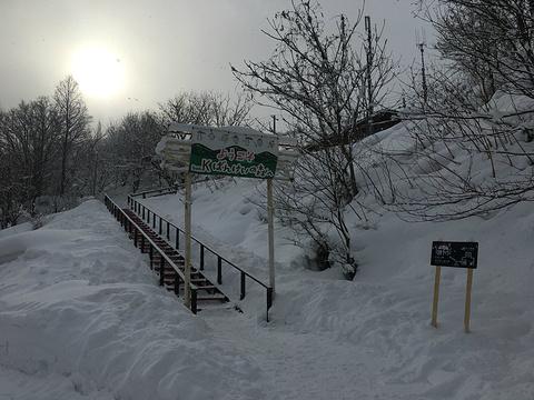 札幌盘溪滑雪场旅游景点攻略图