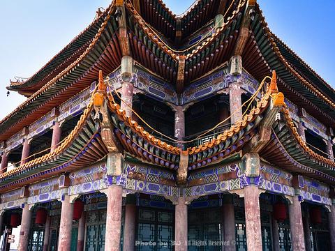 鼓楼(蔚州城墙)旅游景点图片