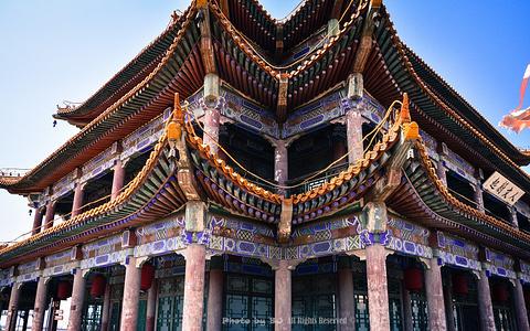 鼓楼(蔚州城墙)