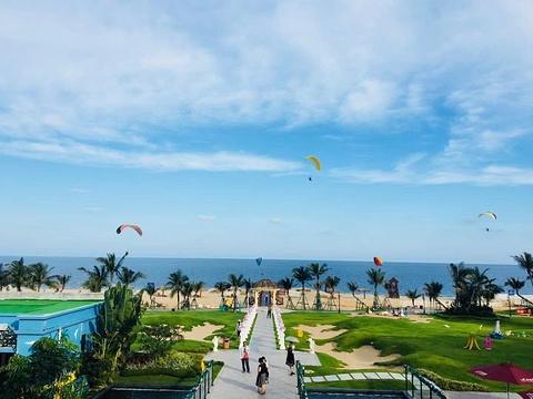 月亮湾滨海度假区旅游景点图片