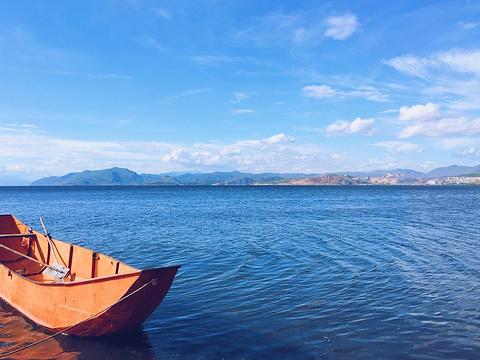 洱海旅游景点图片