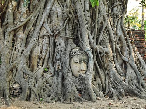 玛哈泰寺旅游景点图片