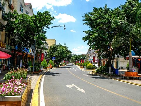 红格镇旅游景点图片
