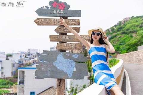 花鸟岛旅游景点攻略图