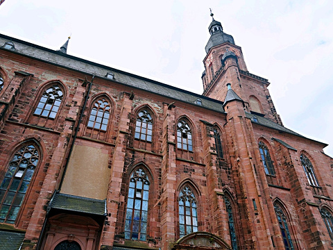 圣灵大教堂旅游景点图片