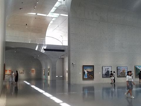 龙美术馆西岸馆旅游景点图片