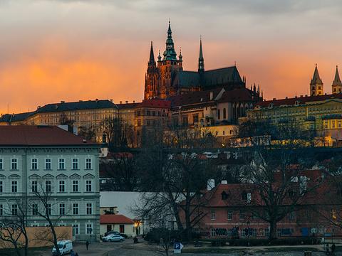 布拉格城堡旅游景点图片