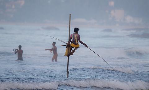 科格勒高跷渔民旅游景点攻略图