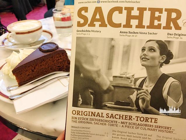 """""""由于晚上要赶回 布拉格 的火车,我们顺便连晚餐一起解决啦~味道和颜值都到位的一顿晚餐_沙赫咖啡馆""""的评论图片"""