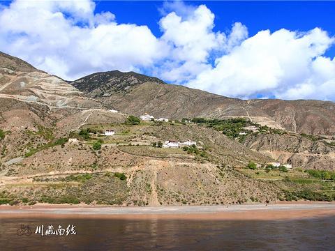 金沙江旅游景点图片