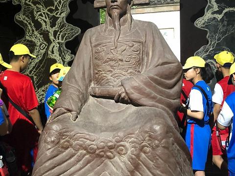 史可法纪念馆旅游景点图片