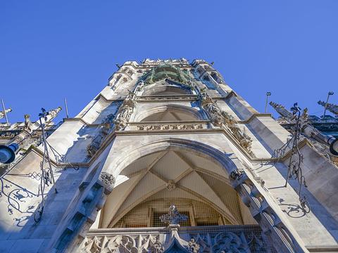 慕尼黑新市政厅旅游景点图片