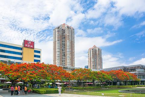 华侨城生态广场