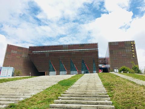 贵州省博物馆旅游景点攻略图