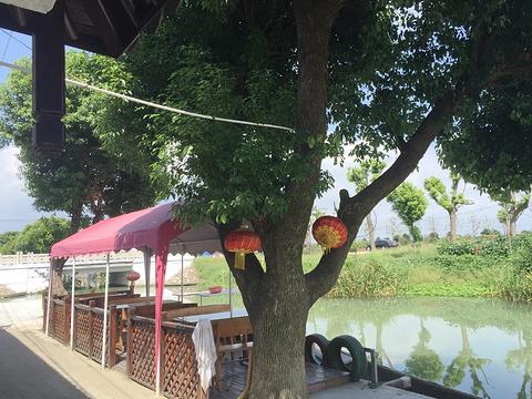乡乐园蟹庄·阳澄湖农家菜旅游景点攻略图