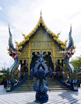 蓝庙旅游景点攻略图