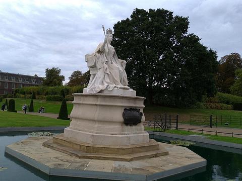 肯辛顿花园旅游景点图片