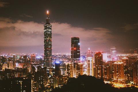 台北101景观台的图片