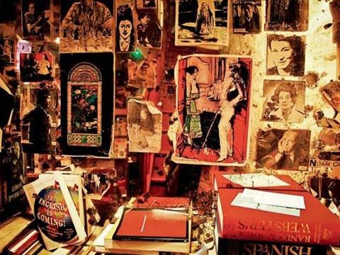 莎士比亚书店旅游景点图片