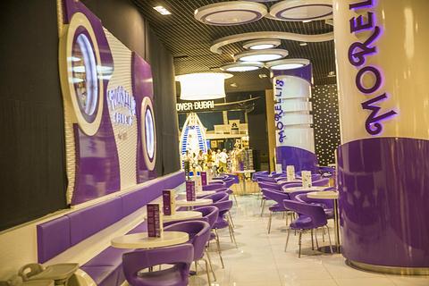 迪拜购物中心旅游景点攻略图