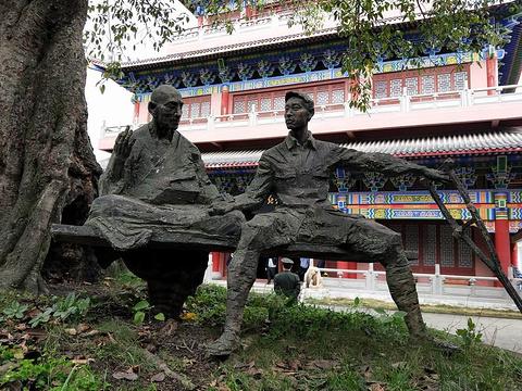 红军医院纪念馆旅游景点图片
