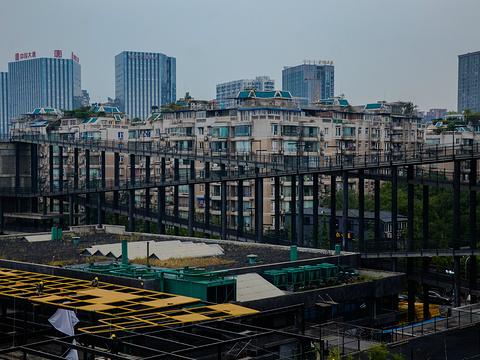 西村大院商场旅游景点图片