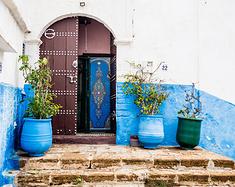 全国5家摩洛哥风情民宿,薄荷风的情调,置身异域的奇幻体验!