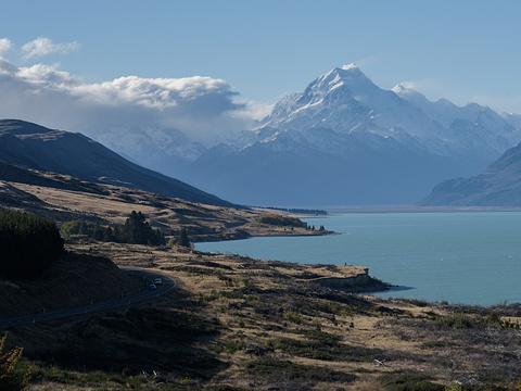 普卡基湖旅游景点图片