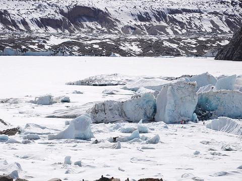 来古冰川旅游景点图片