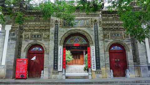 陕省会馆旅游景点攻略图