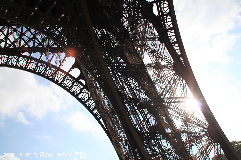 巴黎9日自驾深度游